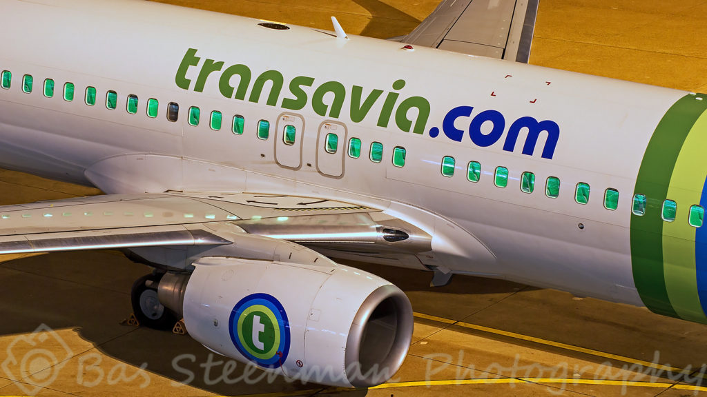 Transavia | B737-800 | PH-HSE |EHAM/AMS