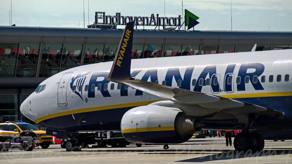 Ryanair | B737-800 | EI-DWH | EHEH/EIN