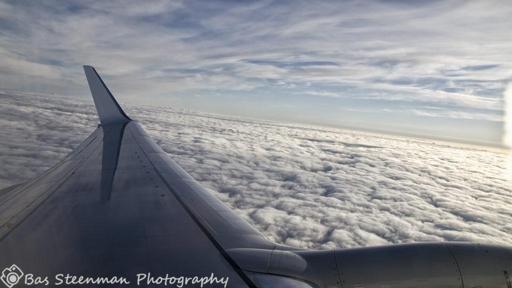 Transavia | B737-800 | PH-HSF | In Flight