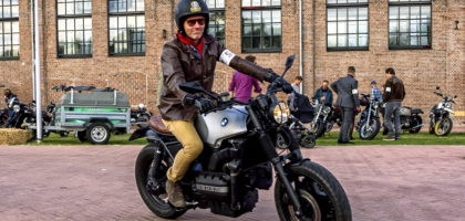 Distinguished Gentlemans Ride Utrecht