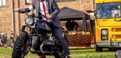 Distinguished Gentlemans Ride Utrecht